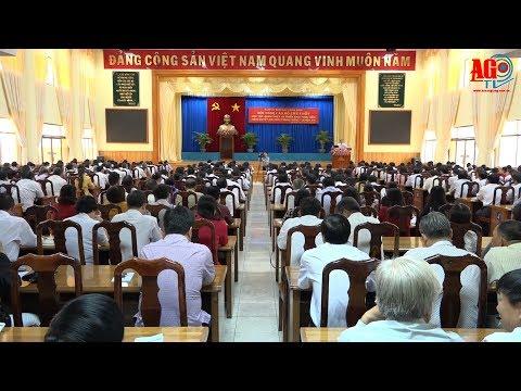 Hội nghị học tập, quán triệt, triển khai thực hiện Nghị quyết Trung ương 7