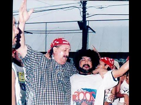 Machado conta ao saudoso Sérgio Mello, as estórias do Bloco das Piranhas - Gente de Opinião
