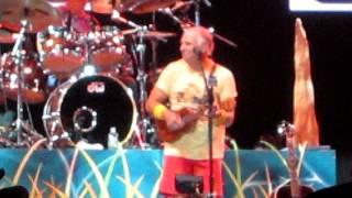 Jimmy Buffett - Comerica Park, Detroit, Michigan - LIVE - Hula Girl - July 28, 2012