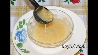 Boyri/Moni African porridge – Ramadan – recipe