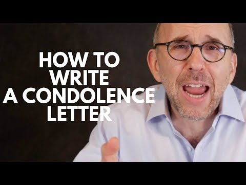 How To Write A Condolence Letter Like Abe Lincoln Mp3
