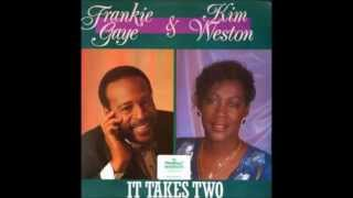 "Marvin Gaye and Kim Weston  ""It Takes Two"""