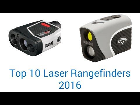 10 Best Laser Rangefinders 2016