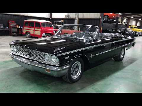 Video of '63 Galaxie 500 XL - Q387