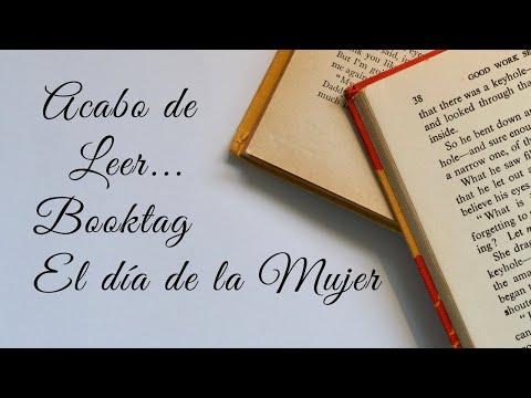 Acabo de Leer...   Booktag Día de la Mujer - YouTube