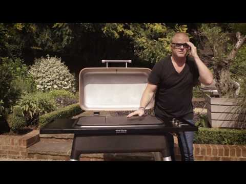 Everdure By Heston Blumenthal FURNACE Propane Grill - Extended
