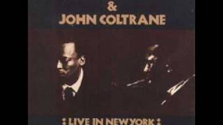 Miles Davis & John Coltrane / Bye, Bye, Black Bird 1958