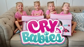 Summer Fun with Cry Babies and Cry Babies Magic Tears