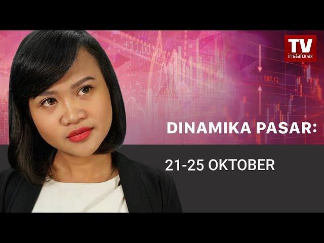 Dinamika Pasar (Oktober 21 - 25)