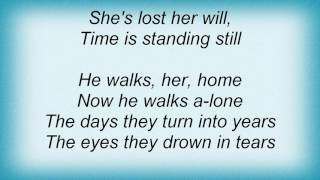 All American Rejects - Time Stands Still Lyrics