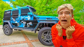 Who DESTROYED My Car?! (New Evidence Found)
