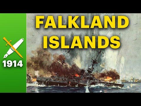 Falklands 1914: Von Spee's Last Stand