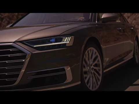 Audi A8 Long Седан класса F - рекламное видео 1