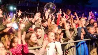 Koncert Cleo Na Dniach Dąbrowy Białostockiej