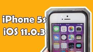 iPhone 5s iOS 11.0.3 [PT-BR]