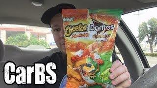 CarBS - Cheetos Flamin' Hot & Doritos Dinamita Chile Limon Combo