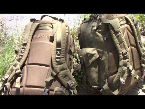 MOCHILAS Militares, Tácticas y Bushcraft ( MITABU ) Para la 3a GUERRA MUNDIAL !!!