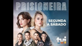 """Elenco de """"Prisioneira"""" TVI"""