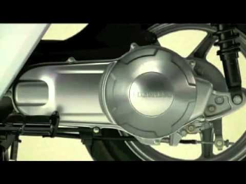 Quảng cáo xe máy điện Honda EV-neo