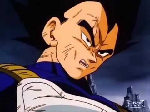 Goku Kills Broly