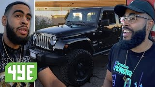 We Bought a 2016 JEEP WRANGLER!