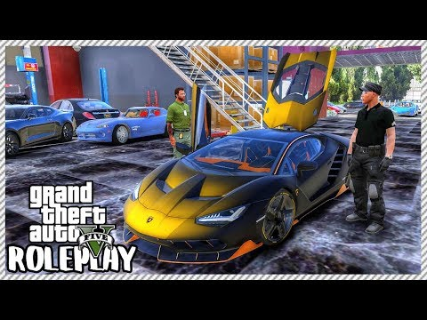 GTA 5 Roleplay - Buying Cars At Redline Garage 'Massive' Car Collection | RedlineRP #63