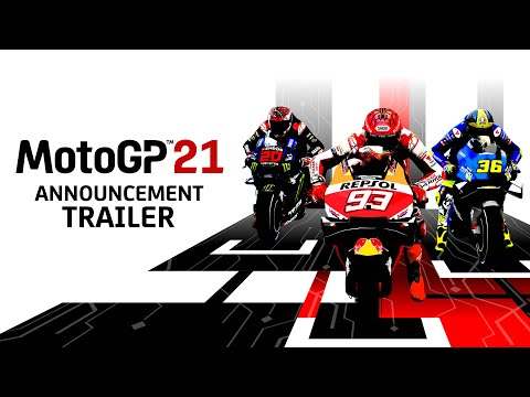 Announcement Trailer de MotoGP 21