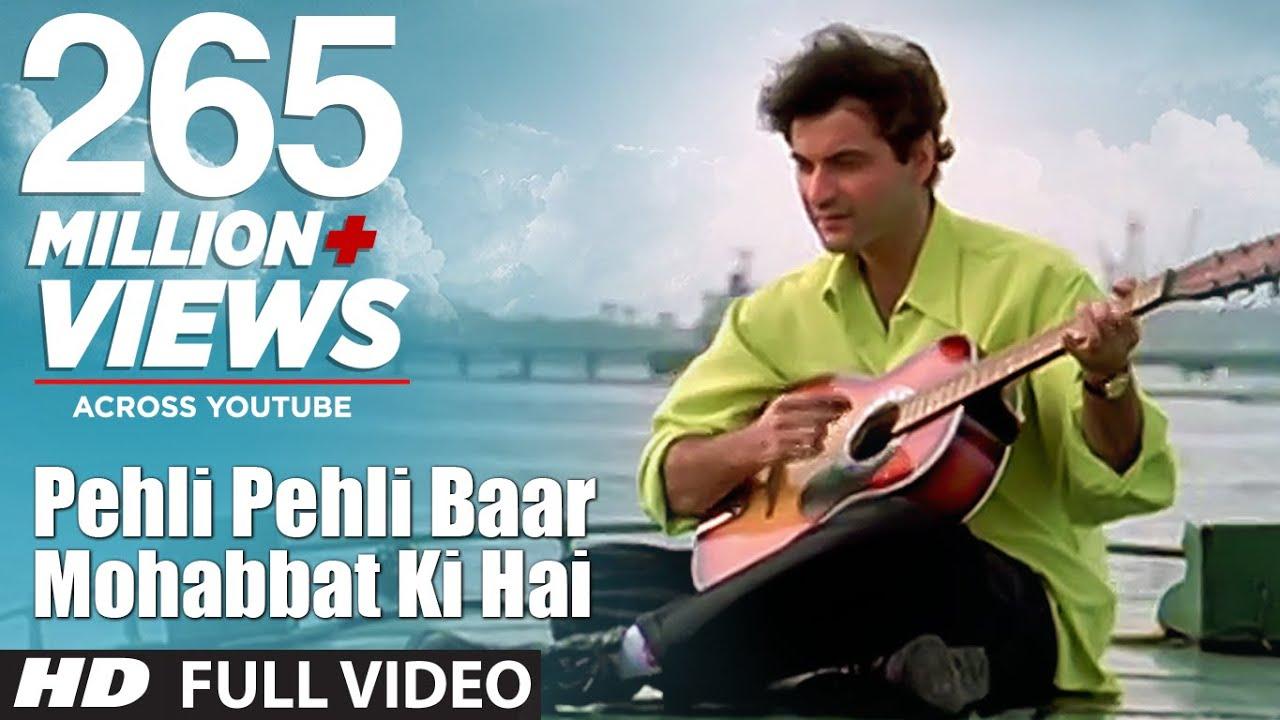 Pehli Pehli Baar Mohabbat Ki Hai Lyrics Hindi Translation