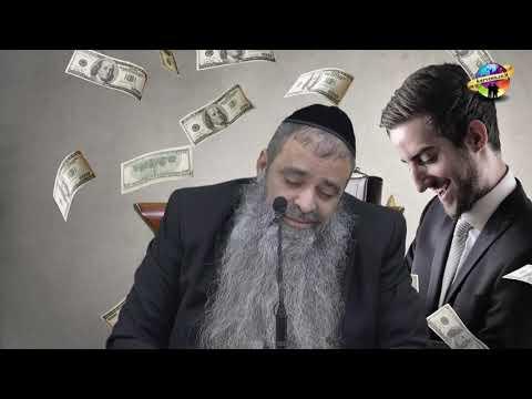 הרב רפאל זר HD   השם נתן לך כסף - היסתנוורת?! סיפור מדהים!