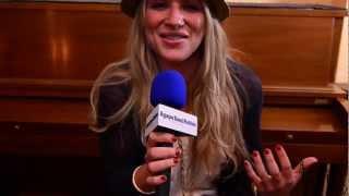 Dara Maclean Explains Suitcases   AgapeSoul.TV