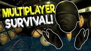 MULTIPLAYER SUBMARINE SINKING SURVIVAL IN VR! - Iron Wolf Gameplay - Oculus Rift VR Game