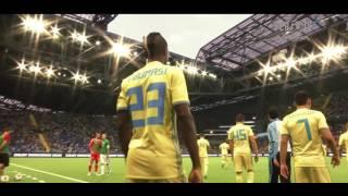 Астана - Легия  /  Astana - Legia  Путь Чемпиона