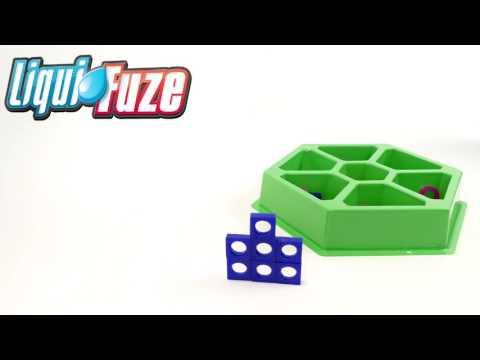 Youtube Video for Liqui Fuze Blocks - Wet, Set, Create!