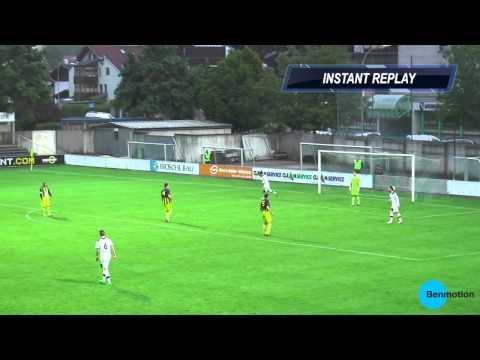 Cupviertelfinale WSG Wattens vs. SK Jenbach