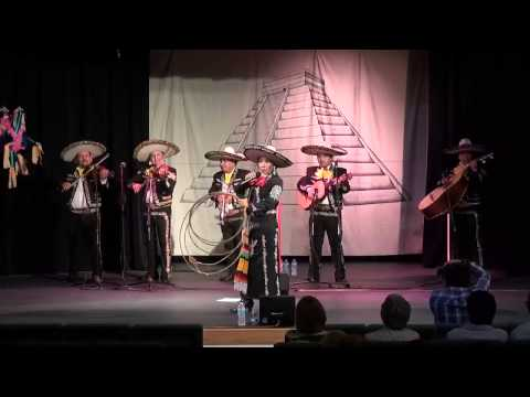 Lily Cortes, Mariachi International Latino, 'El Pastor' Live in Concert