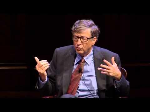 Bill Gates: Ctrl-Alt-Delete 'Was A Mistake'