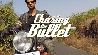 "Chris has finished with his labour of love Here's ""Chasing the Bullet"""