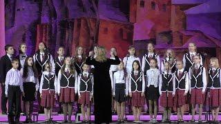 Хор, Музыкальная  школа №2,  28.10.2015г. (Дом культуры)