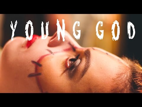 Halsey - Young God (Music Video)