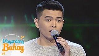 Magandang Buhay: Daryl Ong sings 'Pagbigyang Muli'