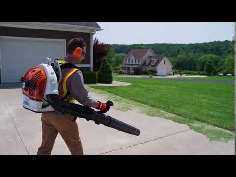 Stihl BR 700 X in Greenville, North Carolina - Video 1