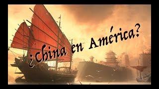 ¿Qué tal si China y Japón hubieran colonizado América?  Primera parte.