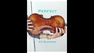 perfect ed sheeran wedding version violin - TH-Clip