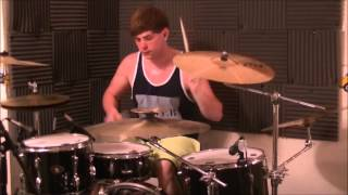 5 Seconds Of Summer - The Only Reason ( Studio Quality Drum Cover )