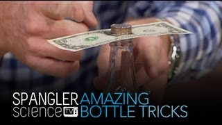 Amazing Bottle Tricks - Cool Science Experiment