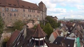 preview picture of video 'Visit to Nürnberg in Autumn'