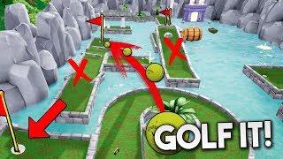 EL KARMA ACTÚA! EL CAMINO CORRECTO ES? Golf It!