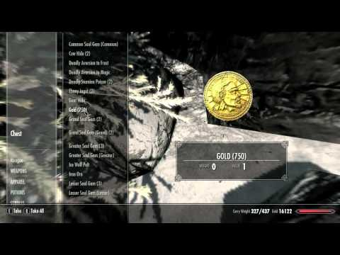 how to get a lot of money in skyrim