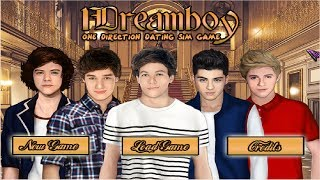 1Dreamboy - ONE DIRECTION DATING GAME