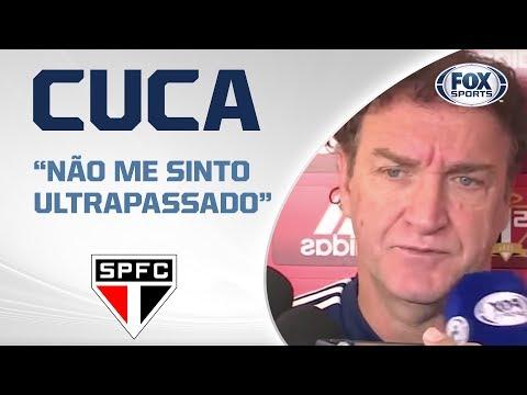 FALA CUCA! Treinador fala sobre desfalques no São Paulo e Jorge Jesus